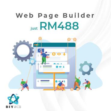 Budget Web Builder
